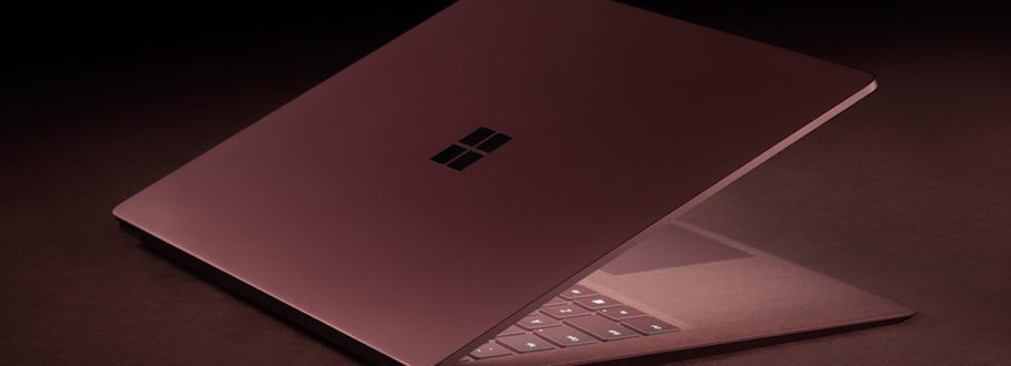 Microsoft's New Surface Laptop Is Something Special