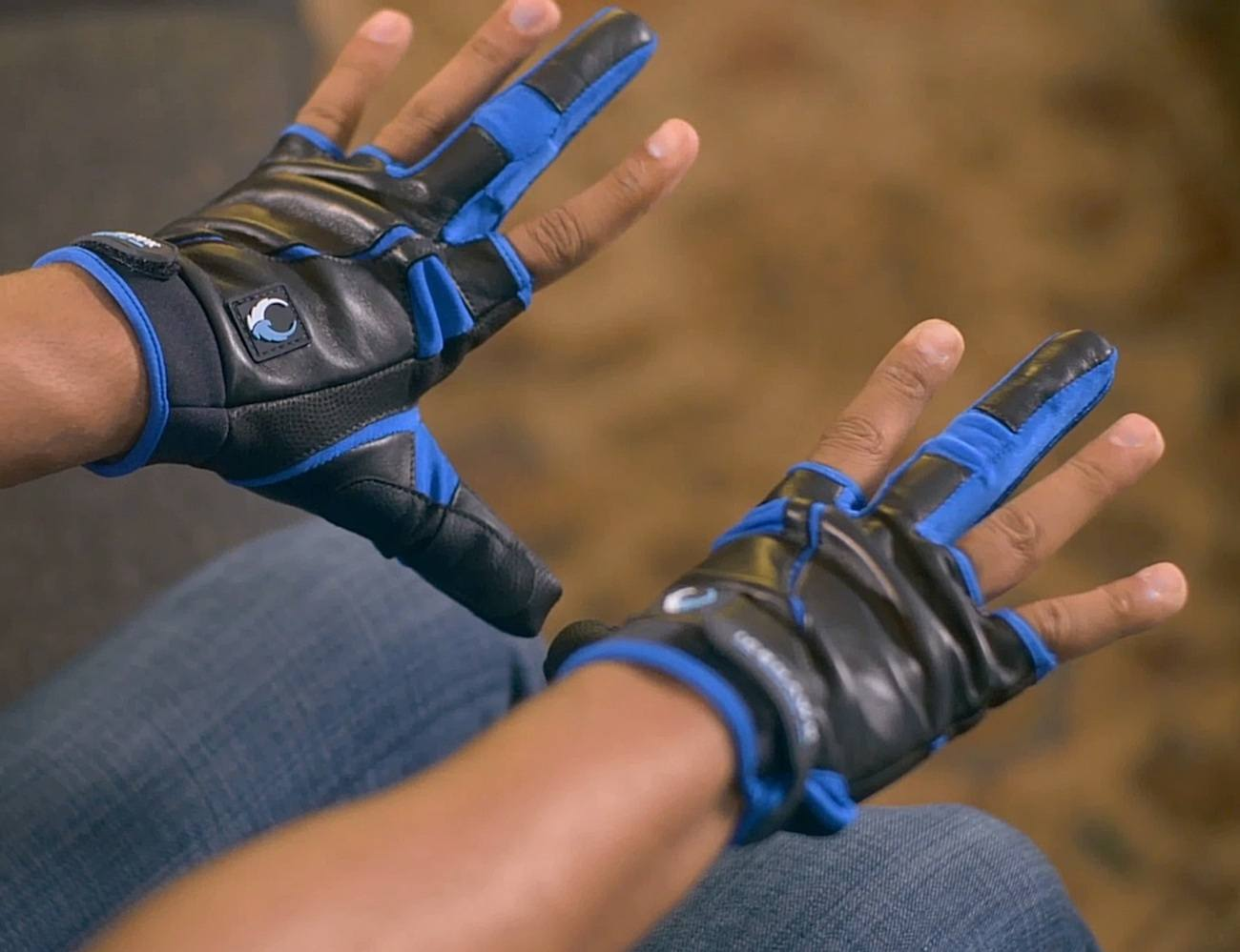 Middle Finger Gaming Gloves