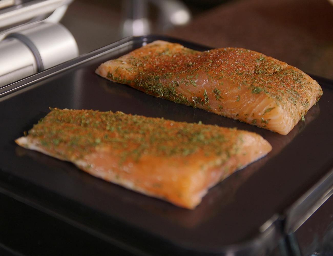 Cinder Grill – Perfect Steak and Salmon