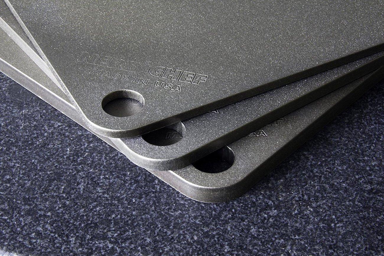 nerdchef steel cooking stone gadget flow
