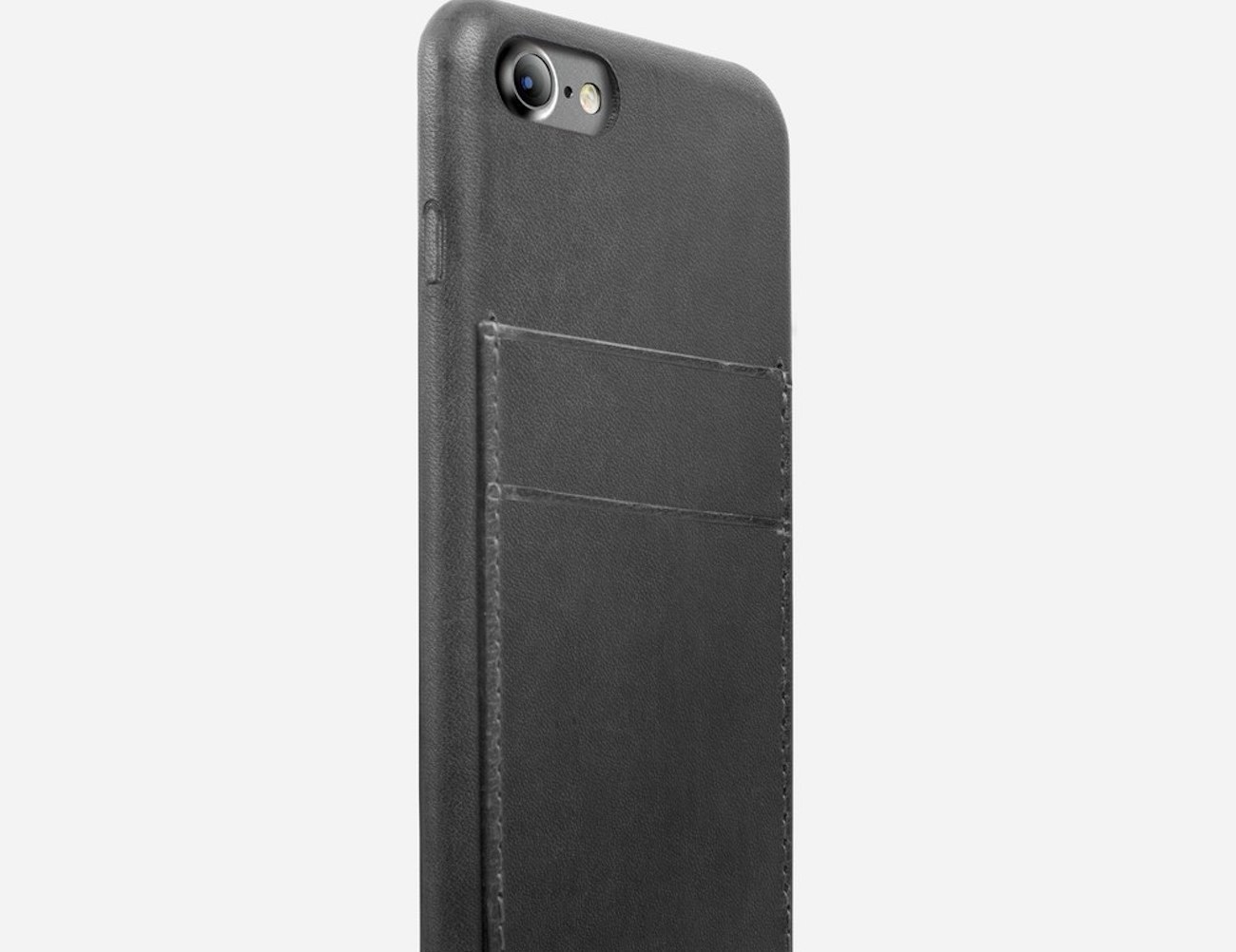Nomad Leather iPhone Case Wallet