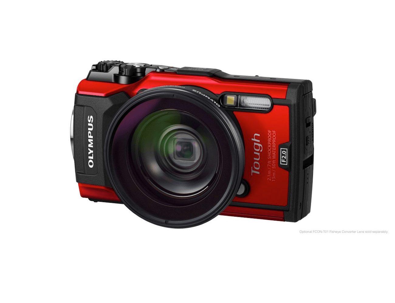 Olympus Tough TG-5 Durable Camera