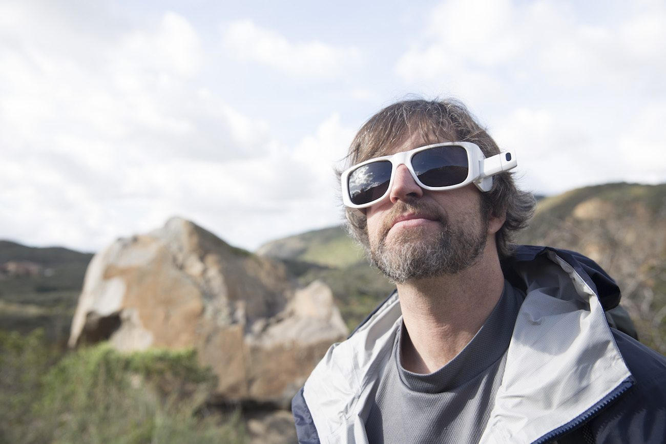 Omni-Wearable Action Cam Sunglasses