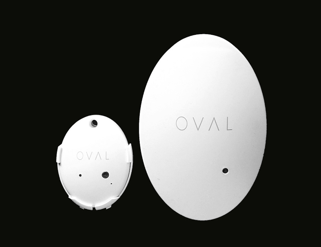 Oval Smart Multi-Purpose Sensor