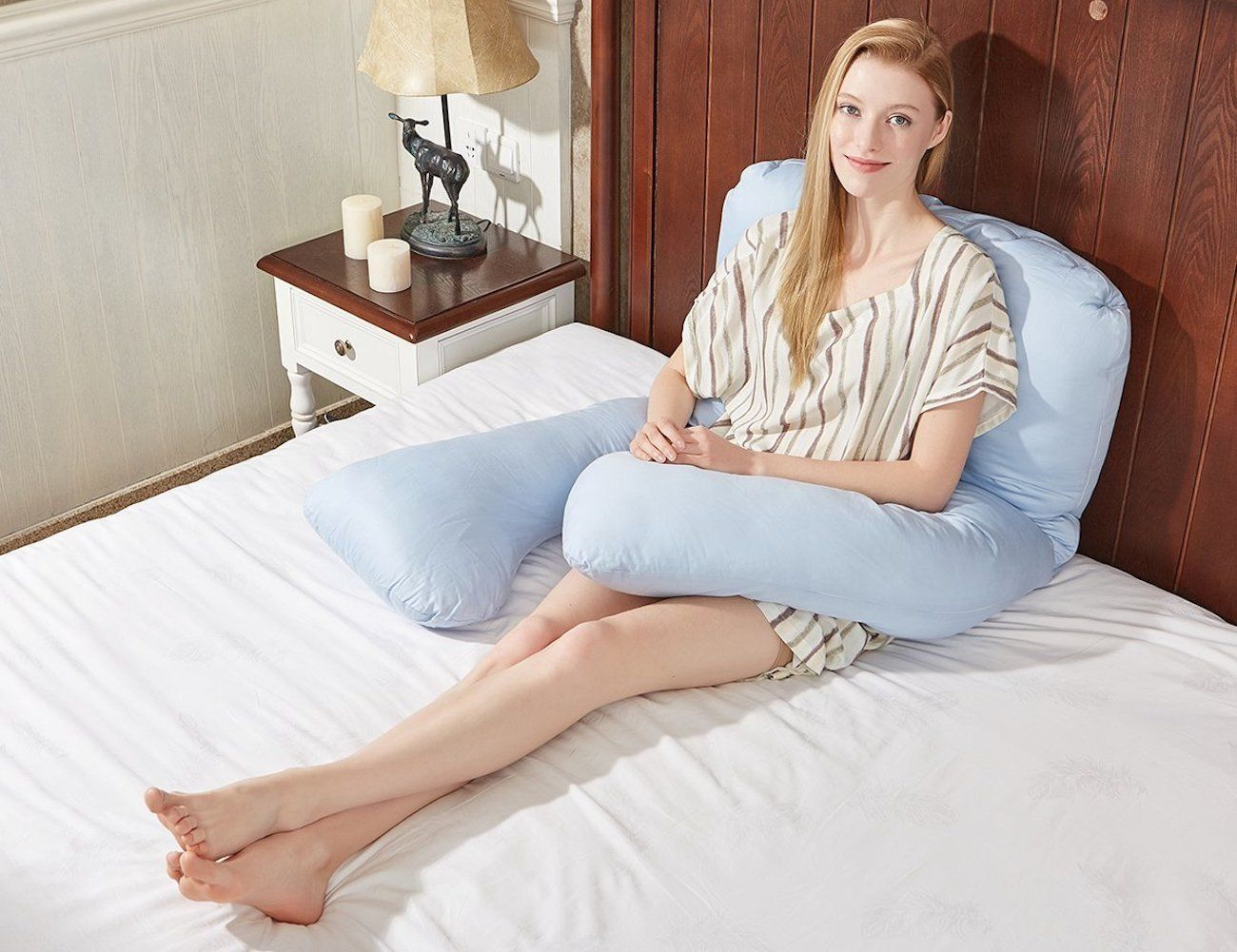 Puredown U-Shaped Body Pillow » Gadget Flow