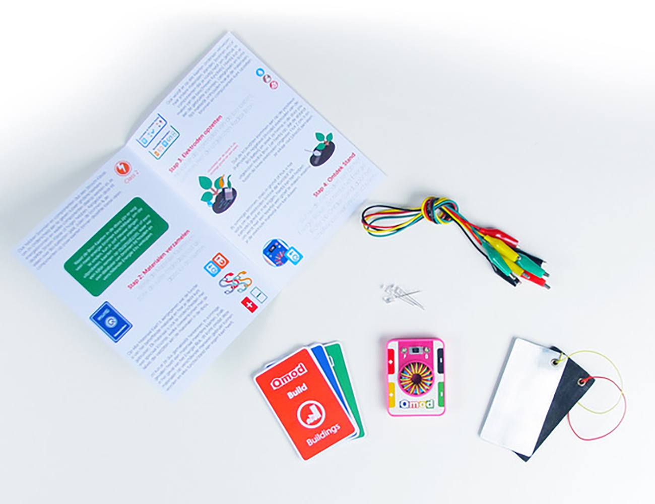 Qmod Educational Science Kit
