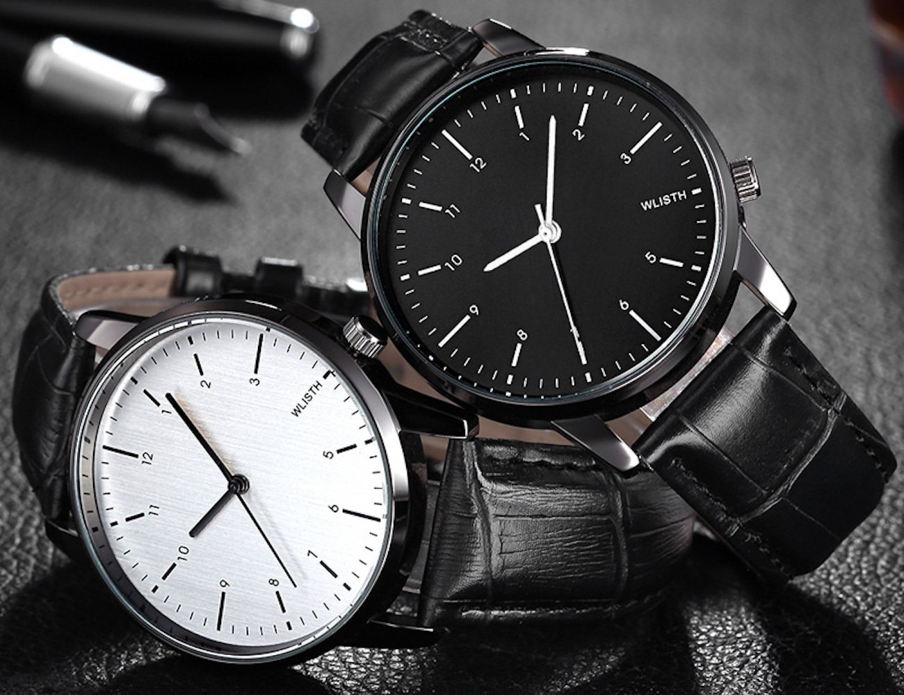Quartz Luxury Men's Watch