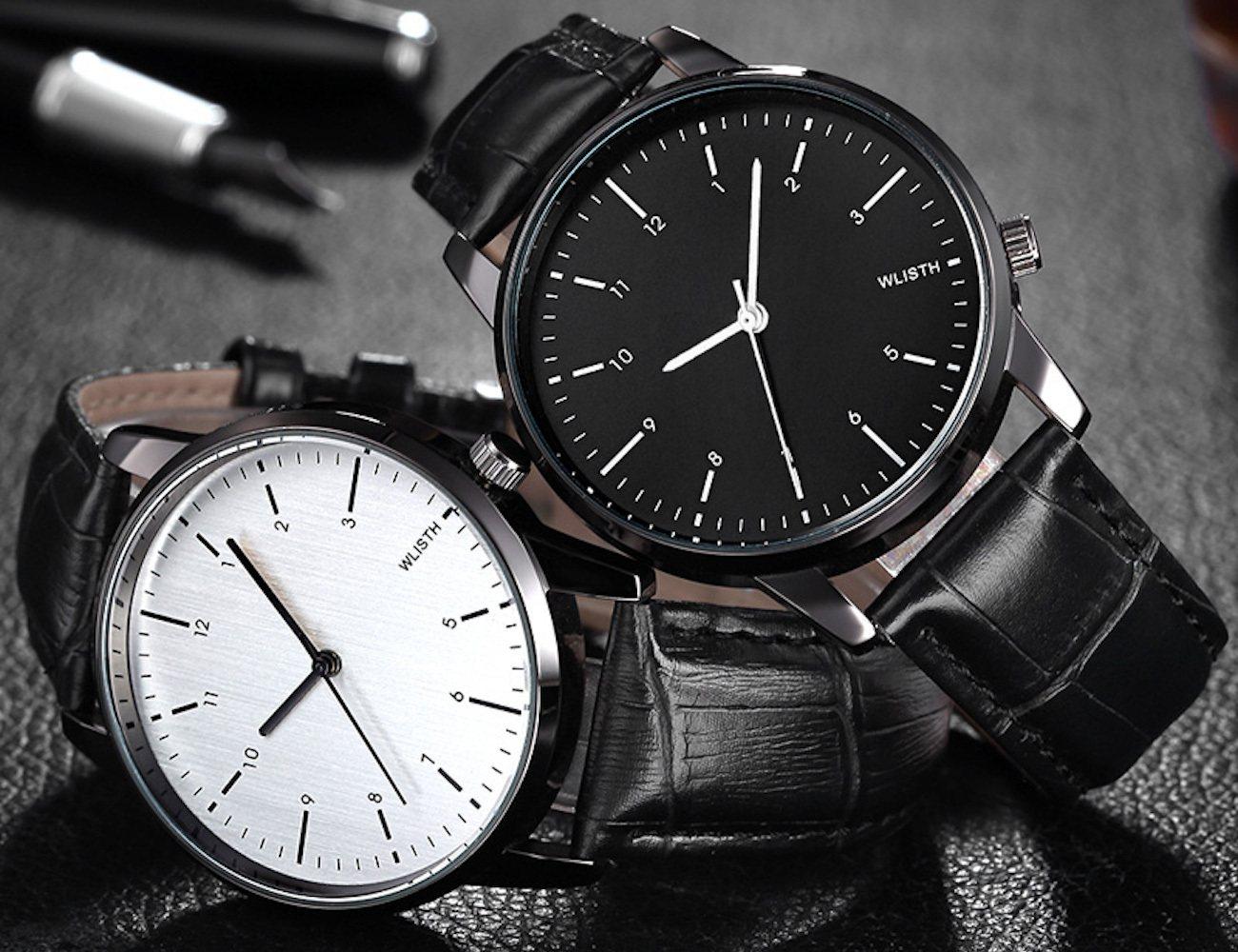 Quartz Luxury Men's Watch
