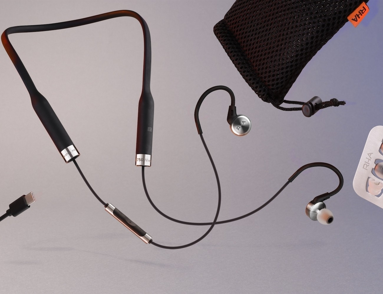 RHA MA750 Bluetooth Headphones