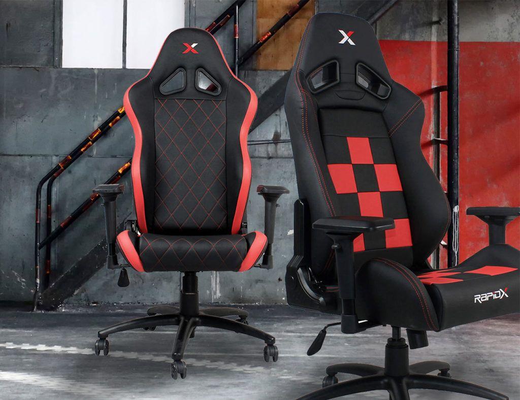 RapidX+Ferrino+Ergonomic+Desk+Chair