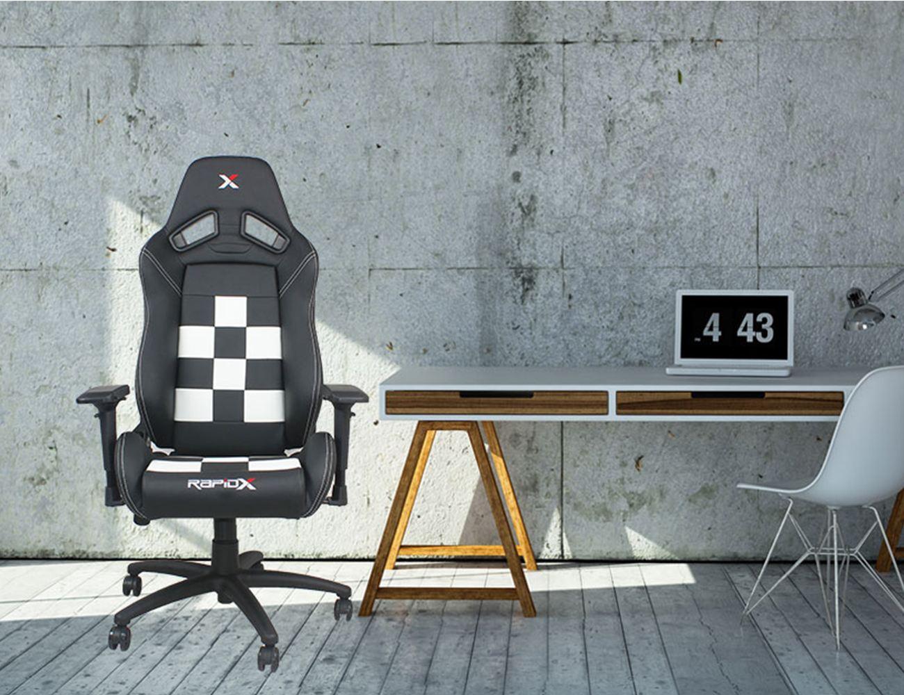 RapidX Ferrino Ergonomic Desk Chair