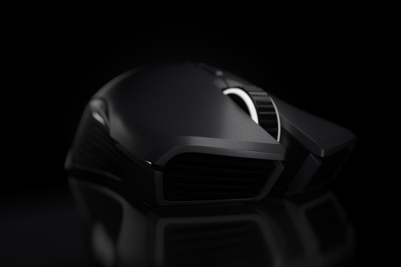 Razer Lancehead Wireless Gaming Mouse