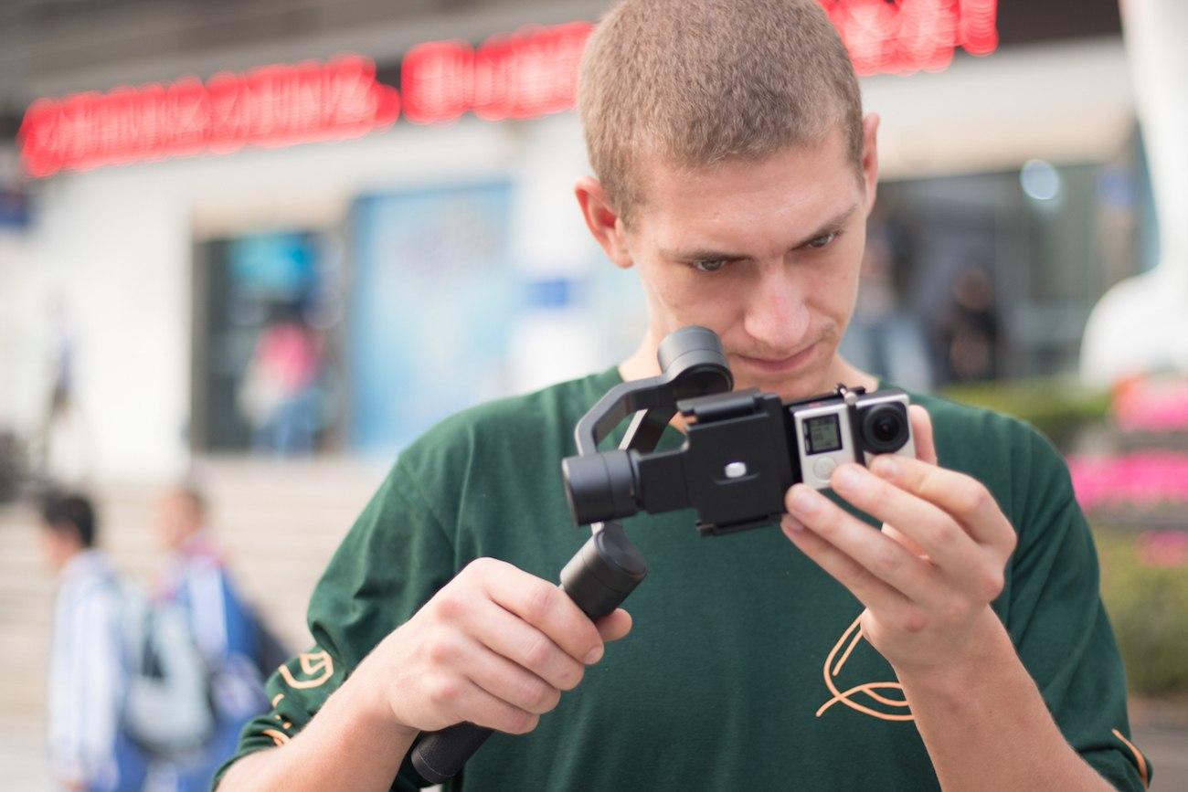 Rigiet Advanced Camera Stabilizer