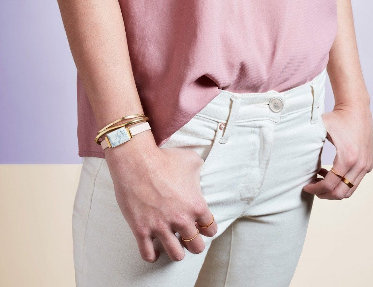 Ringly Go Connected Bracelet