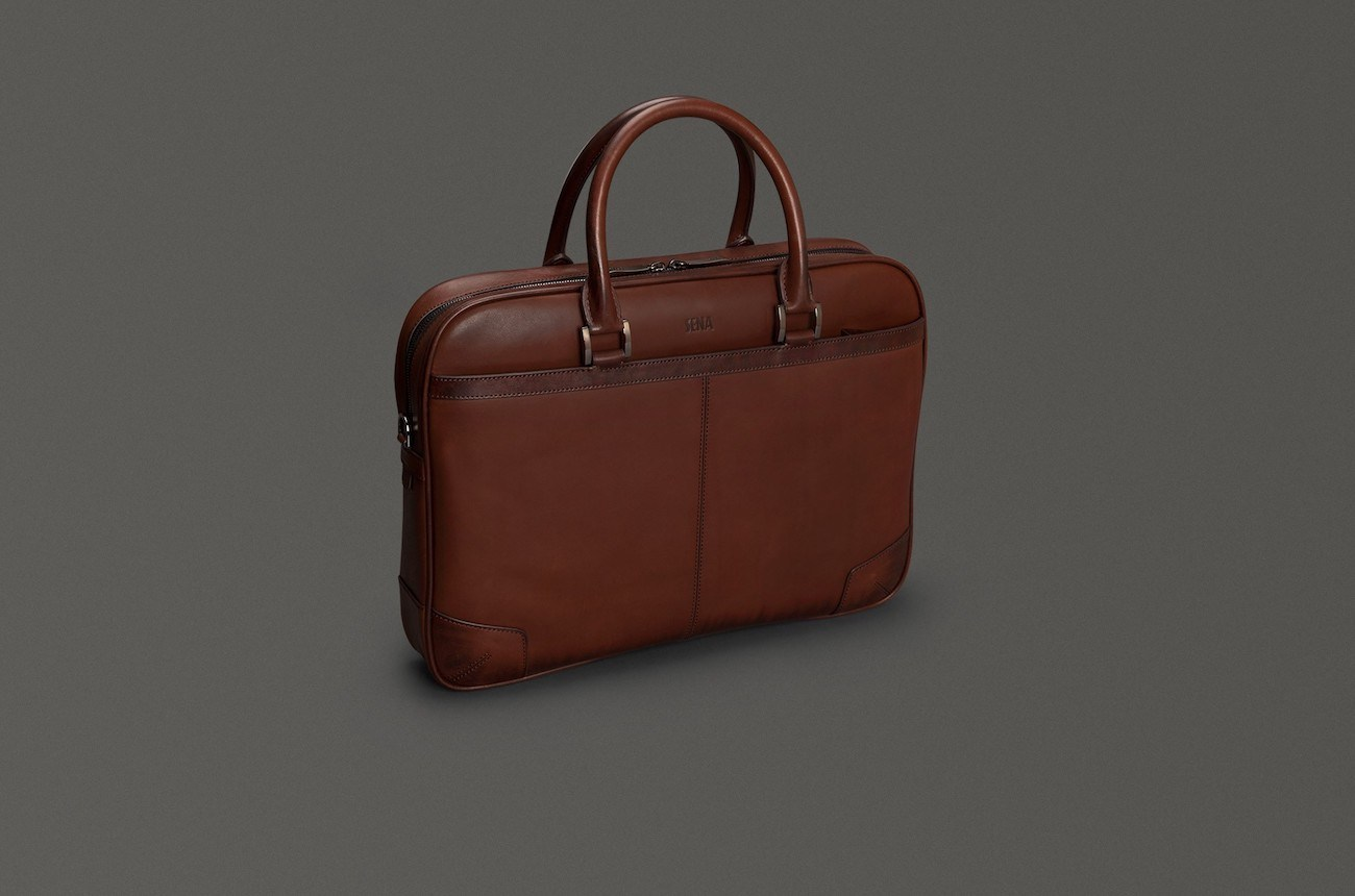 SENA Burnished Commuter Bag