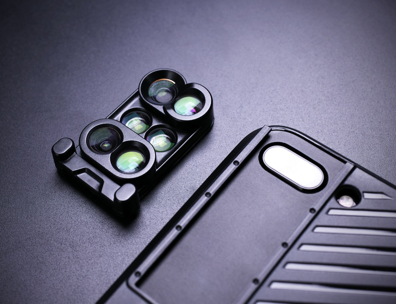 SHIFTCAM iPhone 7 Plus Camera Lens Case