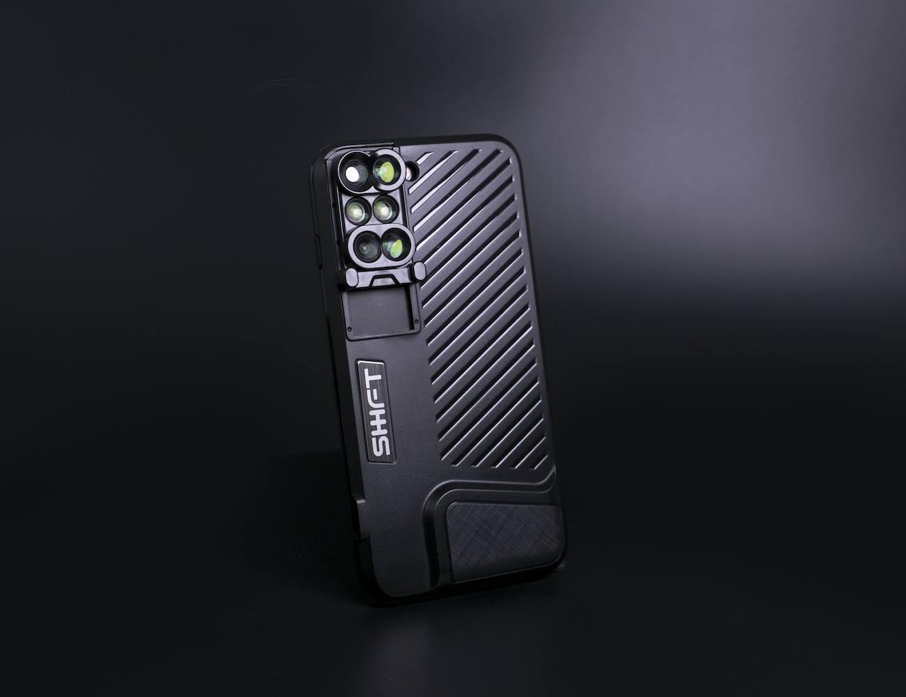 SHIFTCAM iPhone 7 Plus Camera Lens Case