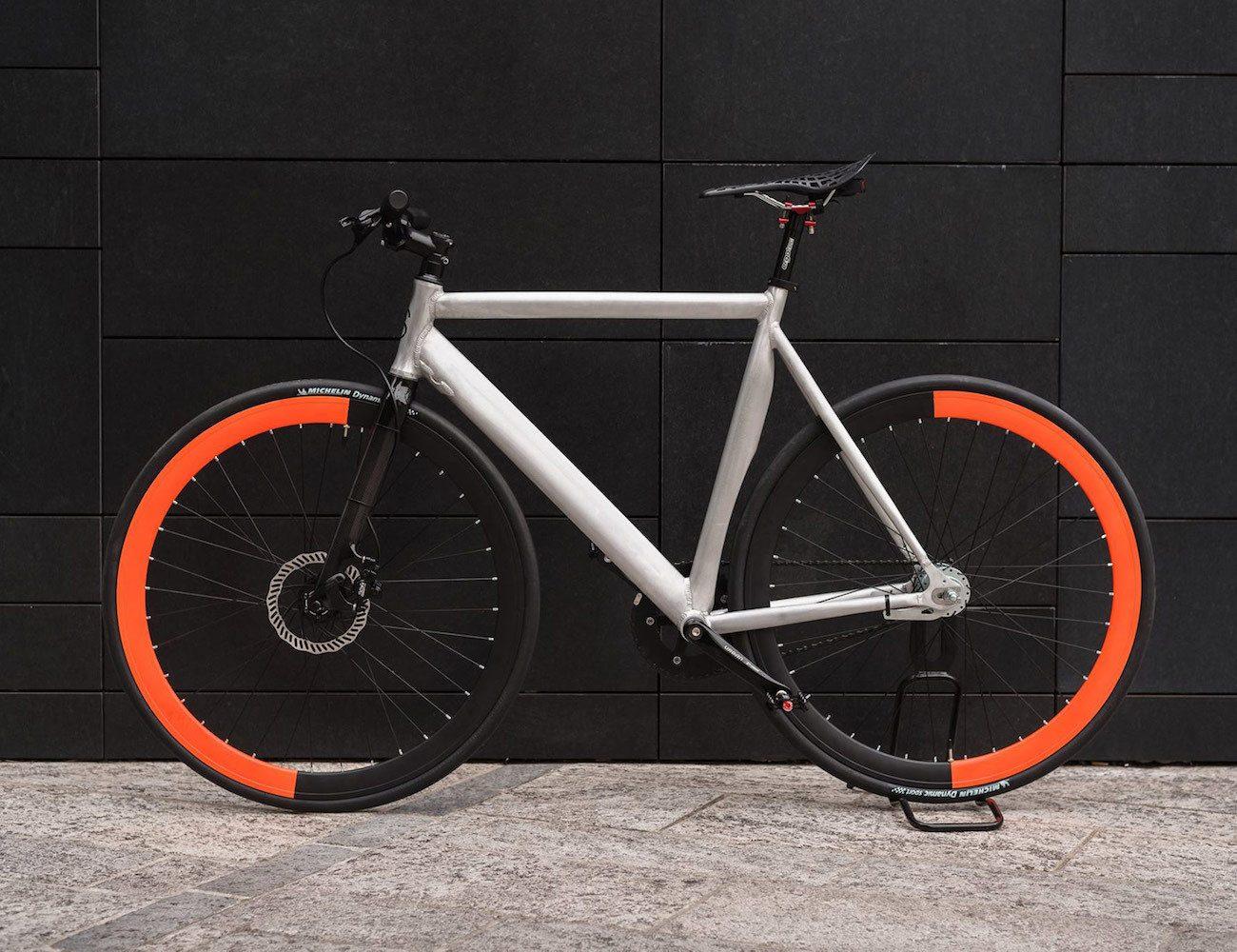 SZ Bikes Equilibrium Urban Bike