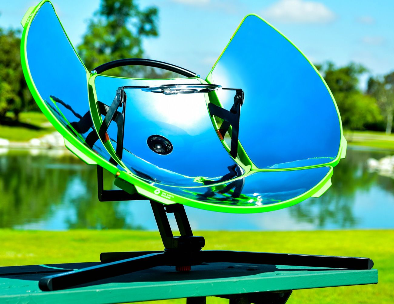 SolSource Sport Solar-Powered Stove