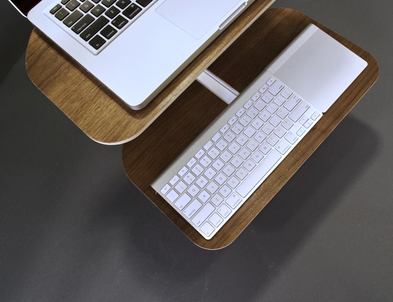 Standable Adjustable Standing Desk