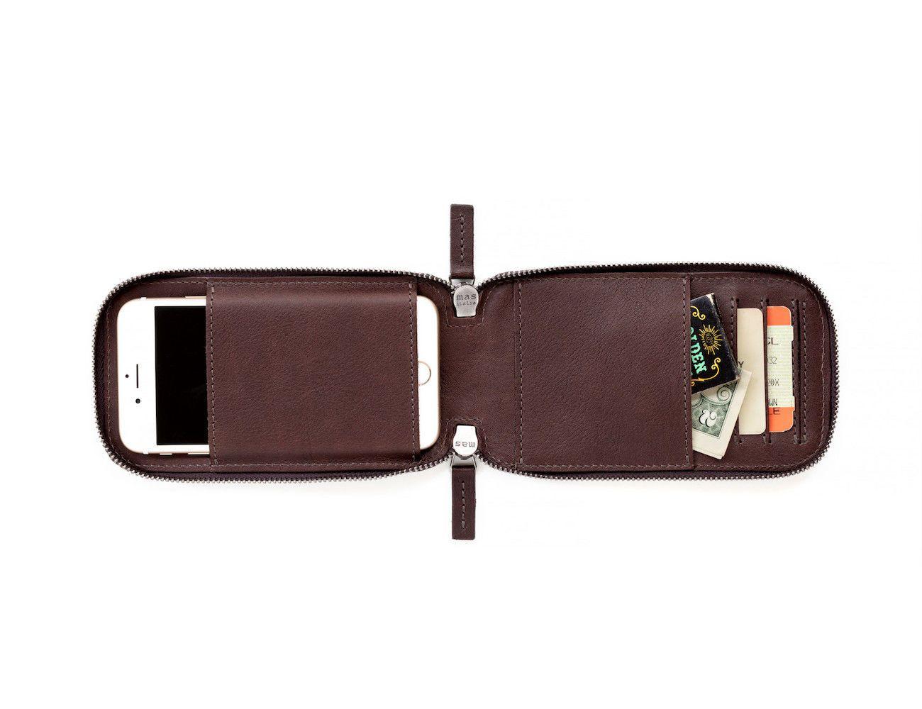 Stash Connoisseur iPhone Wallet