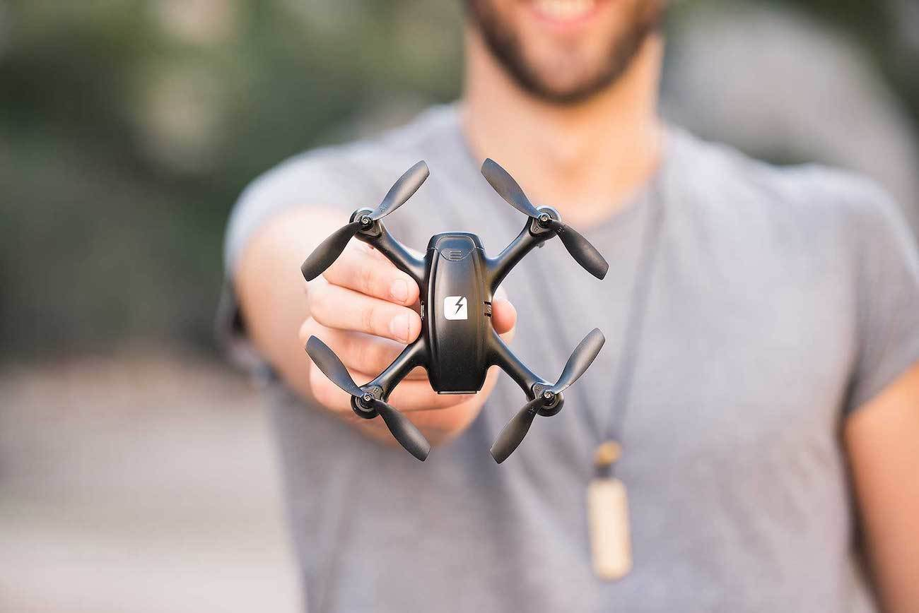 TRNDlabs FADER Stealth Quadcopter