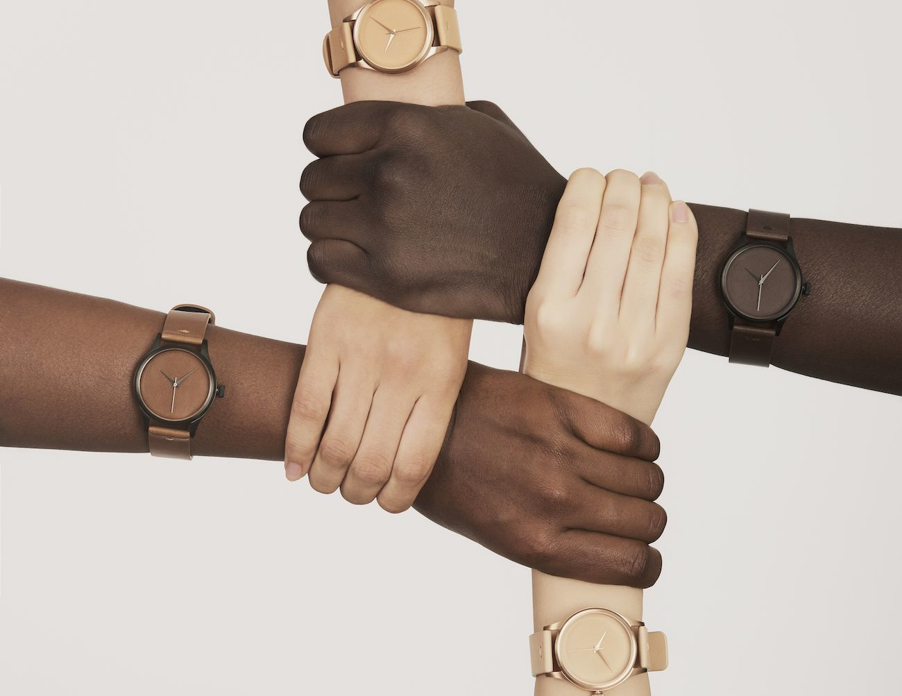 These Stunning Watches Celebrate Your Skin