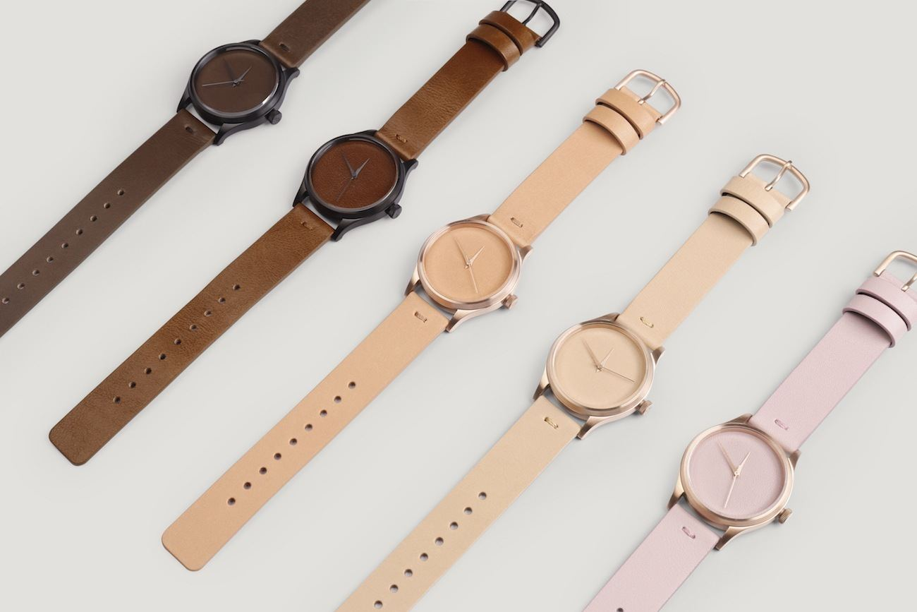 These Stunning Watches Celebrate Your Skin 04