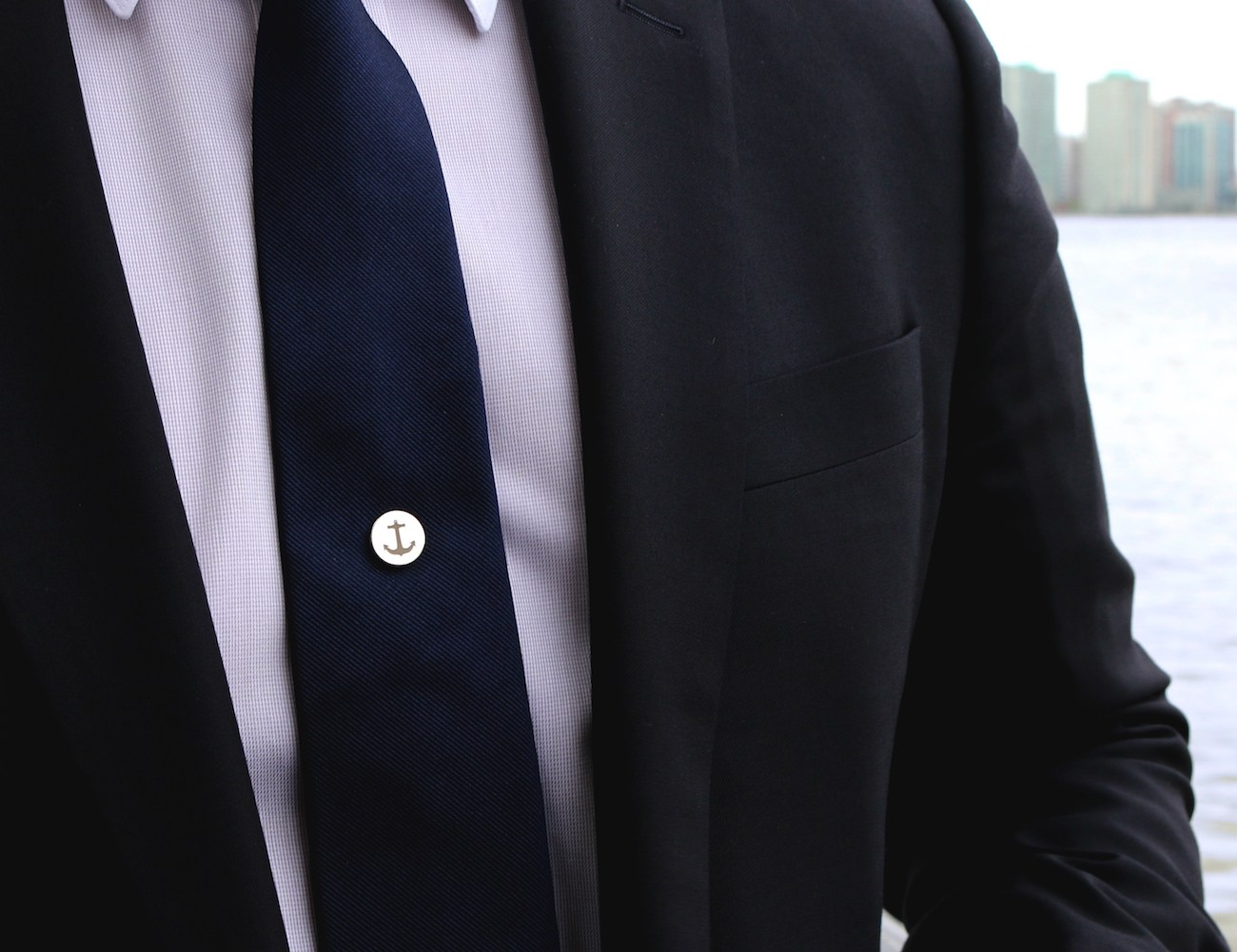 Tie Mags Magnetic Tie Clips