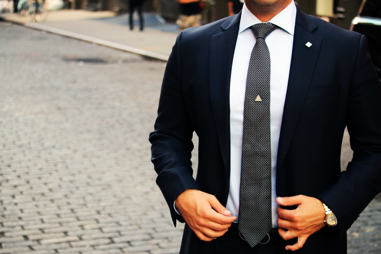 Fashion Tie Clips