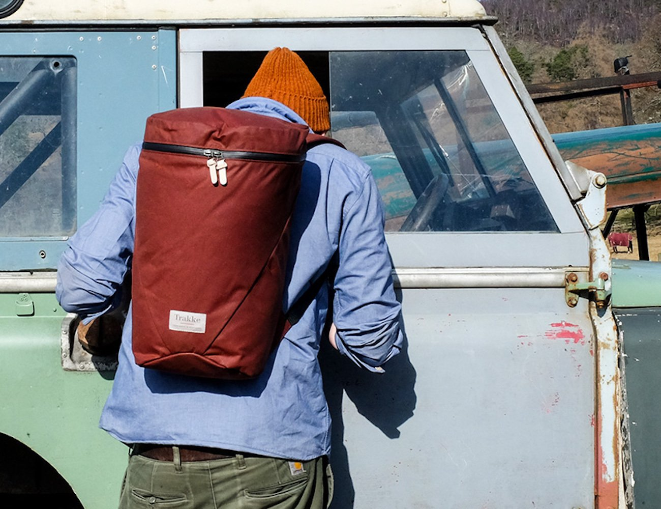 Trakke Lecht Adventure Backpack