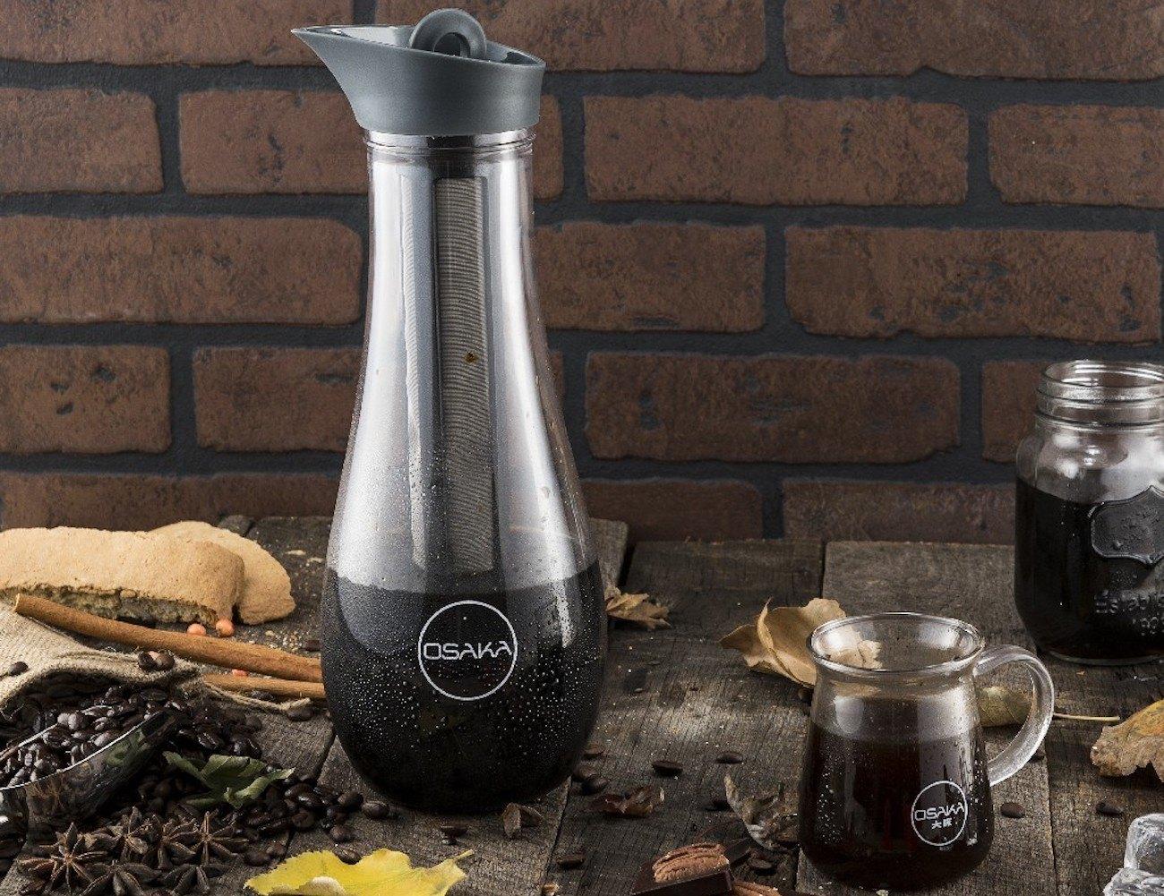 Tritan Cold Brew Coffee Maker