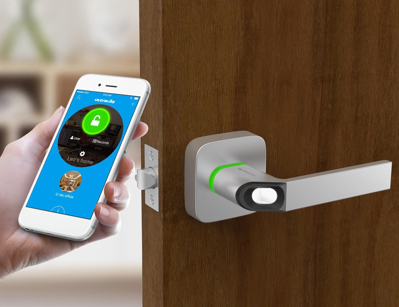 Ultraloq+3-in-1+Fingerprint+Smart+Lock