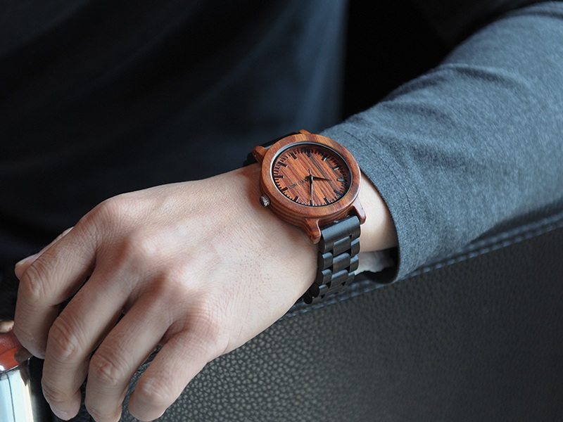 Unisex Wooden Wristwatches