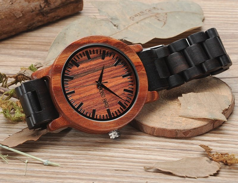 Unisex Wooden Wristwatches