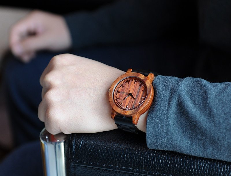 Unisex+Wooden+Wristwatches