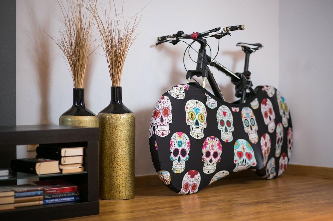 VELOSOCK+First+Indoor+Bike+Cover