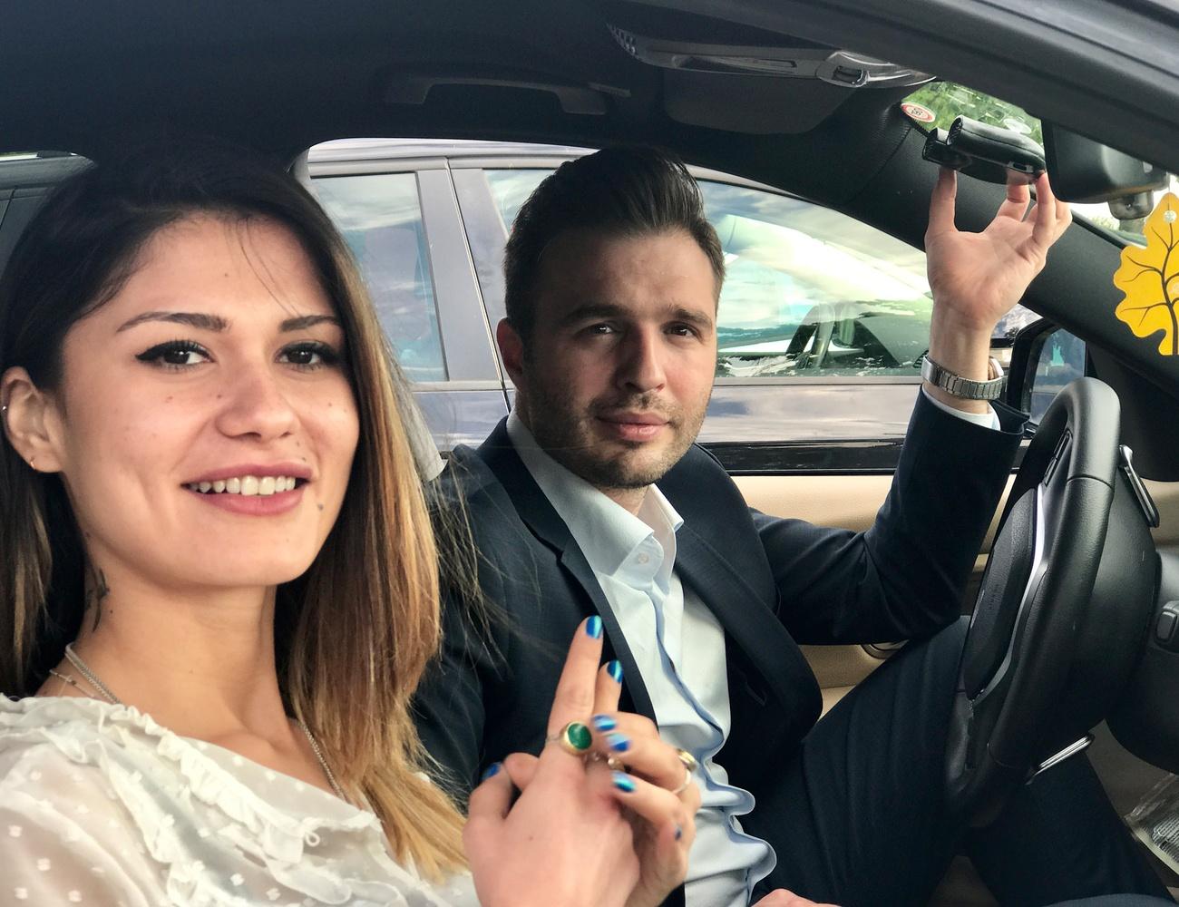 VESTA Smart Direct Car Heat Alarm