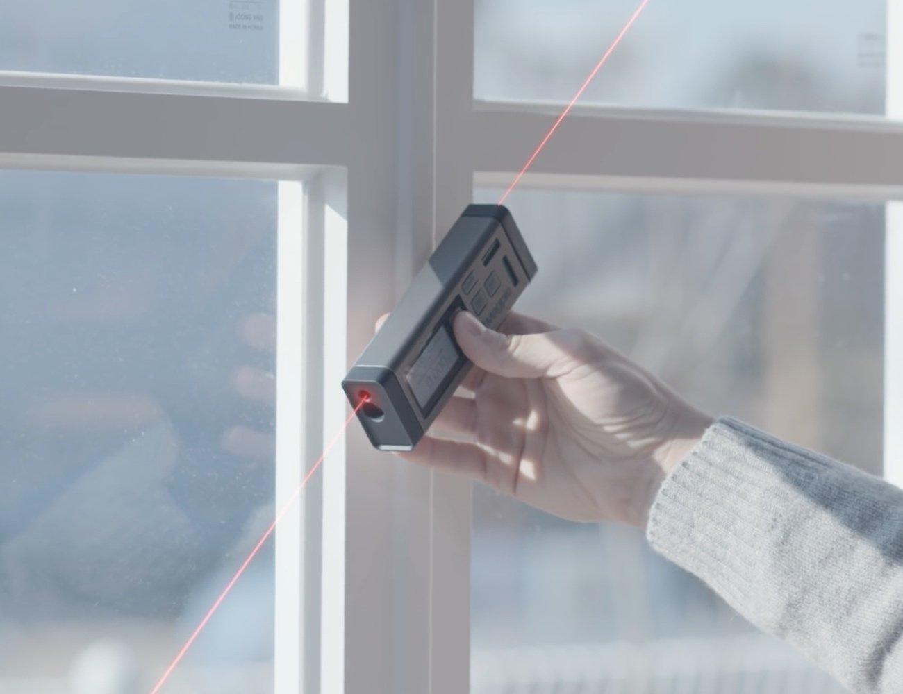 VH-80 Bilateral Laser Distance Measurer
