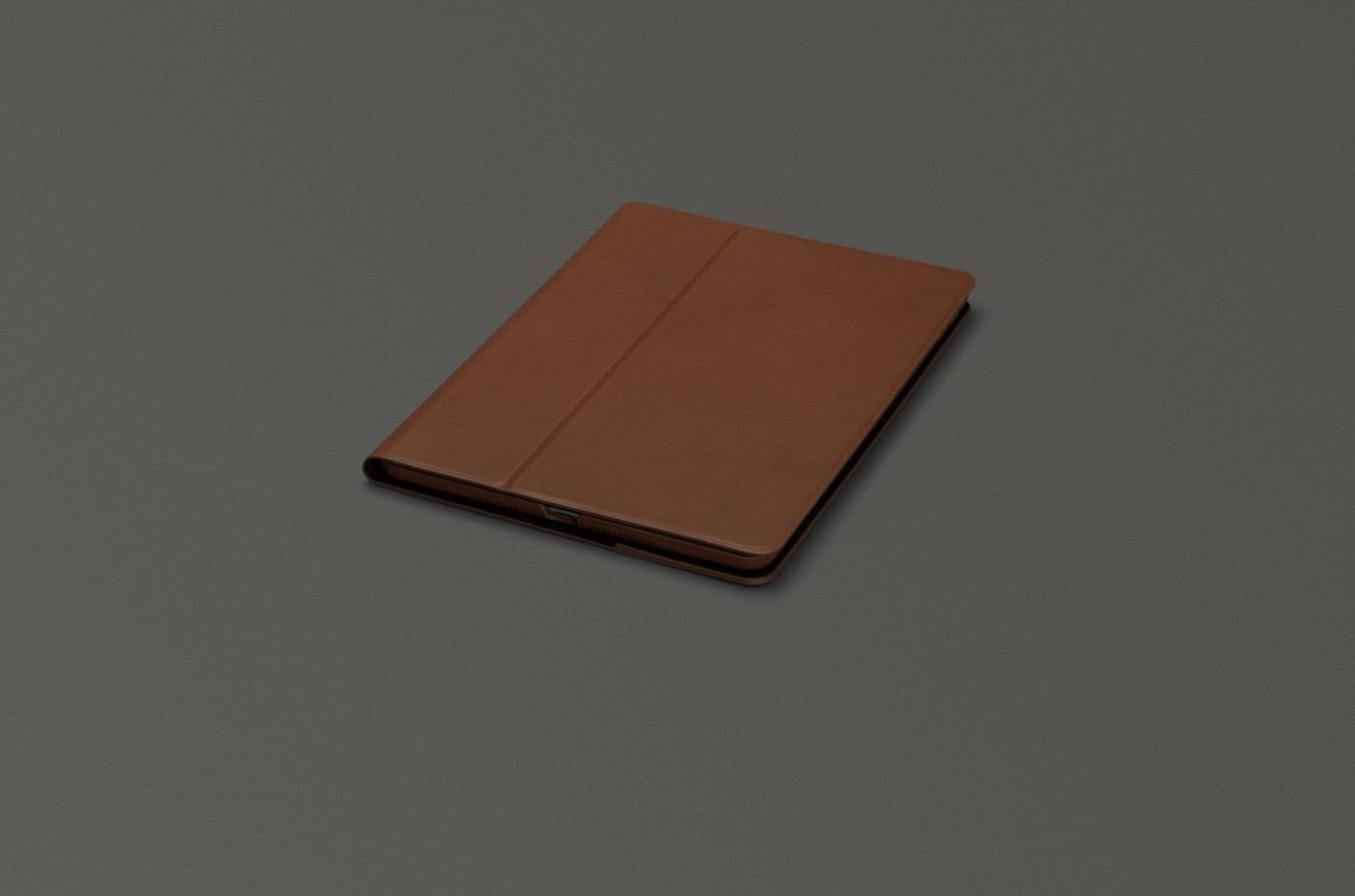 Vettra iPad Book Cover Case