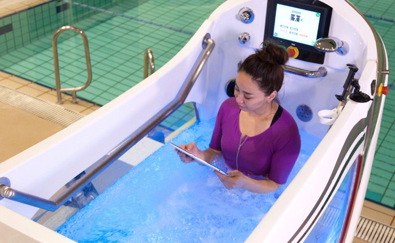 Water Walker Smart Exercise Bath