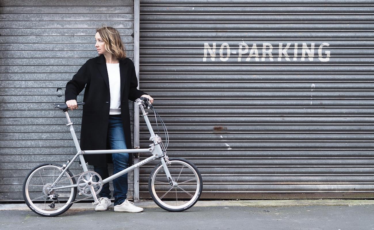 Whippet British Folding Bicycle