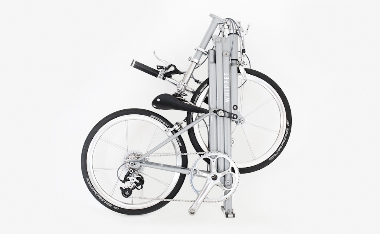 Whippet British Folding Bicycle