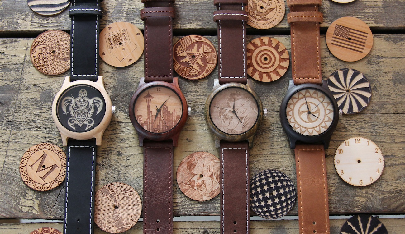Woodburn+Laser+Engraved+Watches