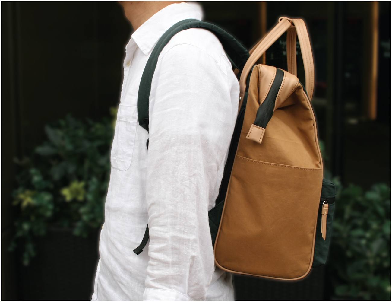 X-Bumper Multifunctional Backpack