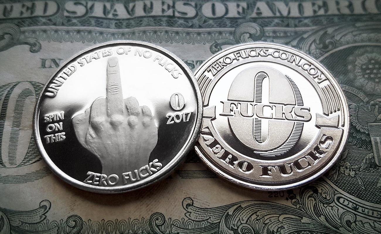 Hilarious Novelty Coins