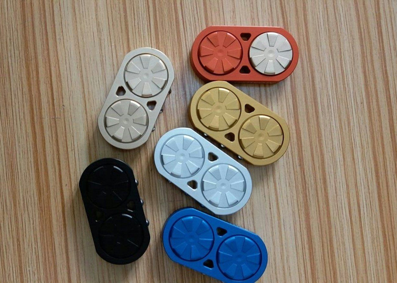 Unlock Blissful Calm With The Momentum Hand Spinner