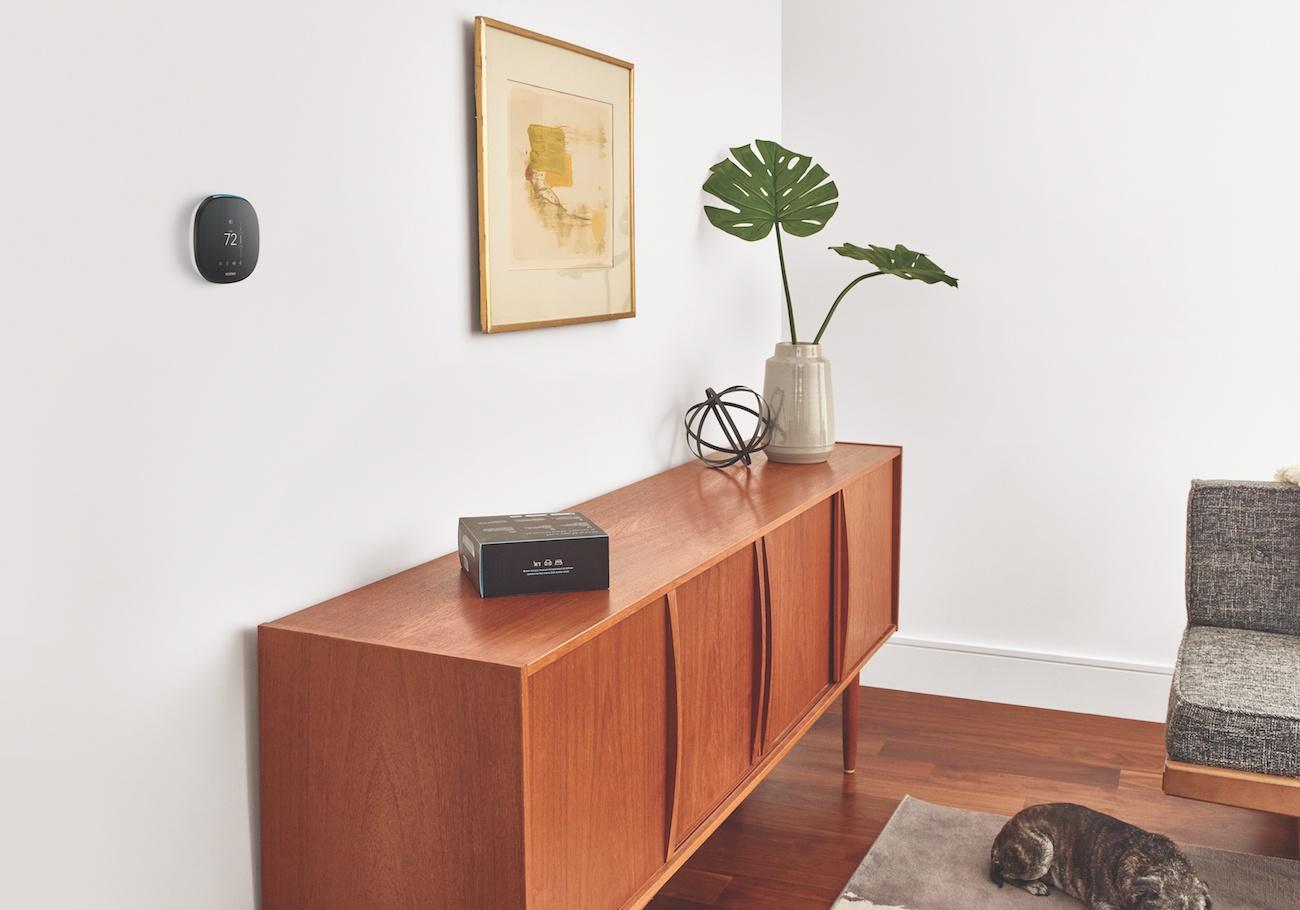 ecobee4 Amazon Alexa Smart Thermostat