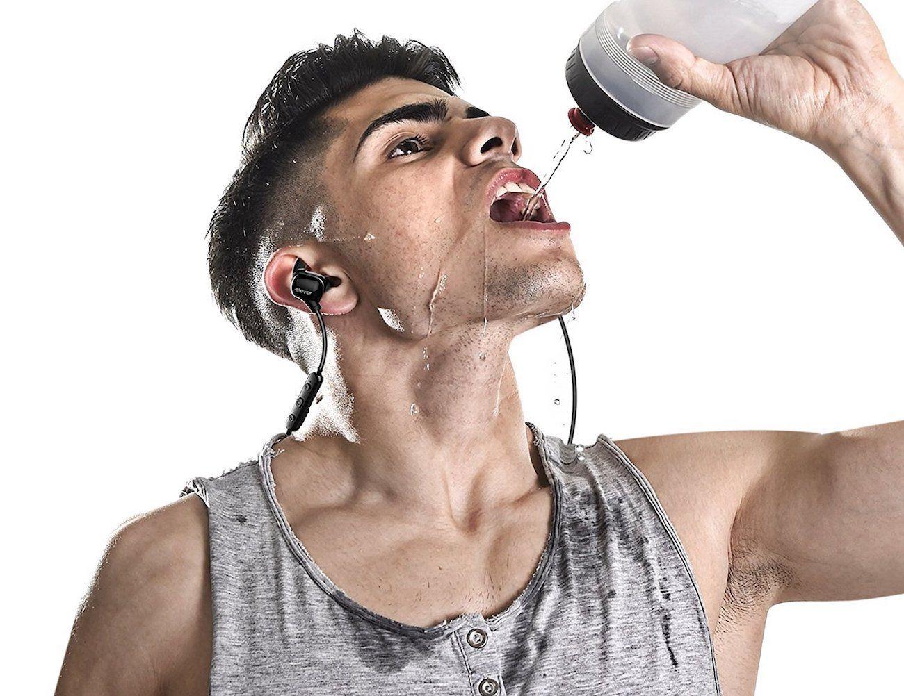 iClever Lightweight Bluetooth Headphones