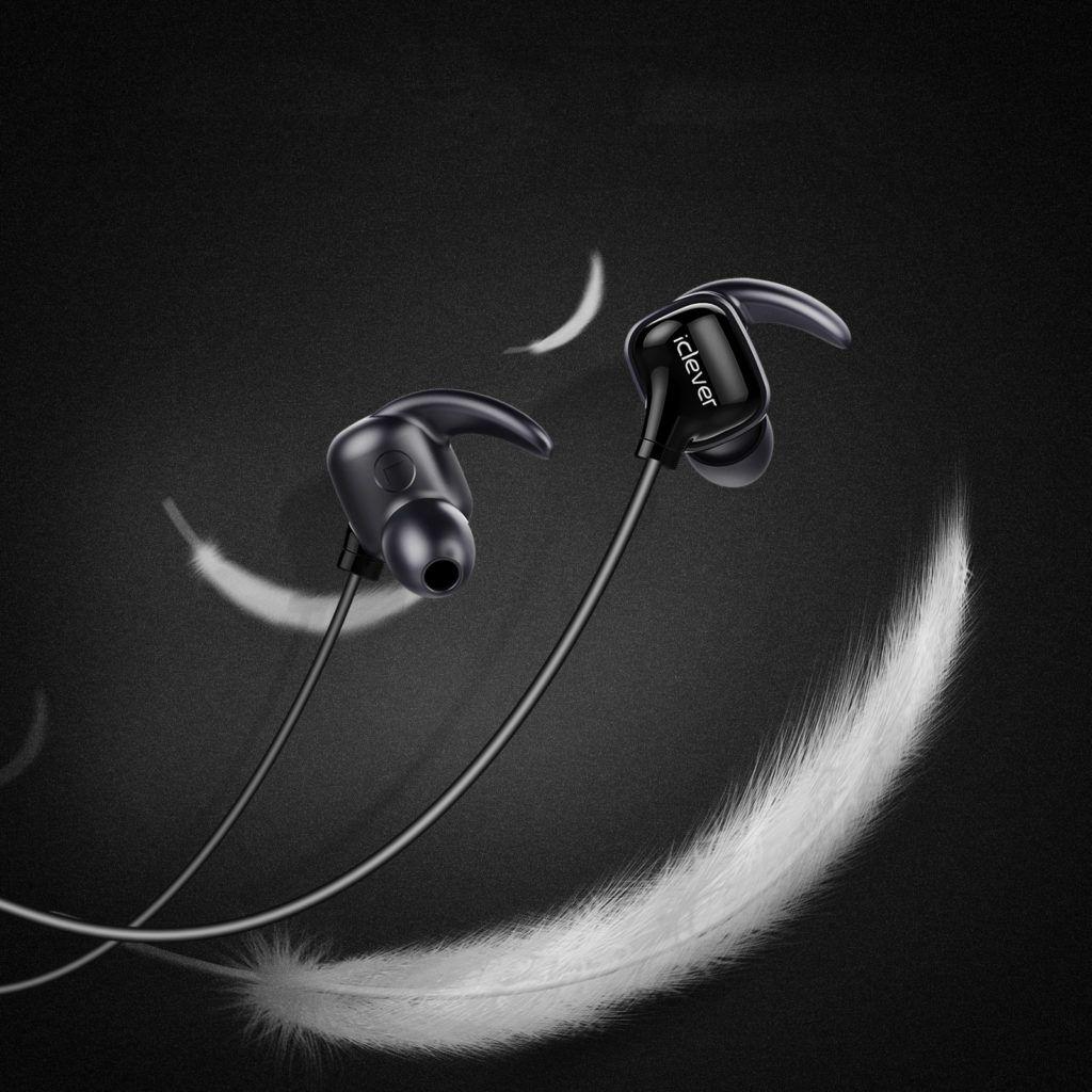 iClever+Lightweight+Bluetooth+Headphones